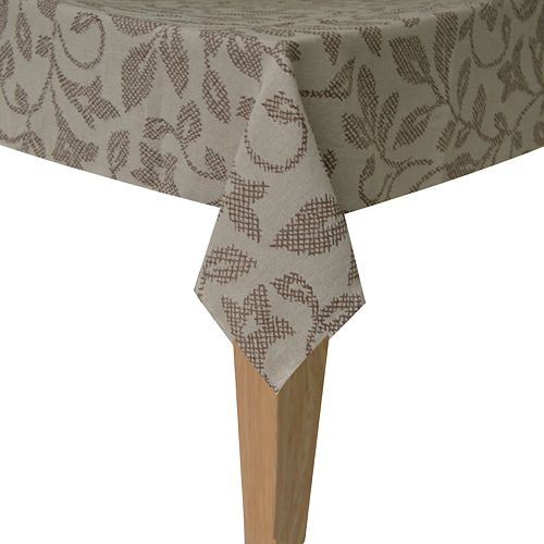 Food Network™ Boxwood Leaf Tablecloth
