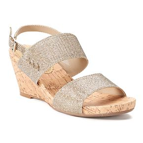 Croft & Barrow® Aristocracy ... Women's Wedges H43aESIB