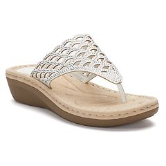 Croft & Barrow® Chainmail Women's Sandals