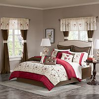 Madison Park Essentials 24-piece Emily Bed Set