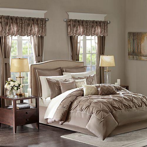 Madison Park Essentials 24-piece Loretta Bed Set