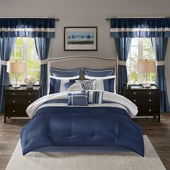 Madison Park Essentials 24 pc Vassar Bed Set
