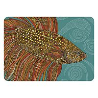 Bungalow Flooring Beta Fish Indoor Outdoor Comfort Mat - 22'' x 31''