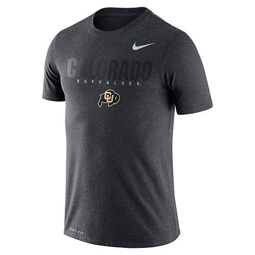 Men's Nike Colorado Buffaloes Facility Tee
