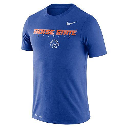 Men's Nike Boise State Broncos Facility Tee
