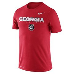 Men's Nike Georgia Bulldogs Facility Tee