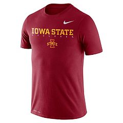 Men's Nike Iowa State Cyclones Facility Tee