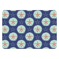 Bungalow Flooring Sand Dollars Indoor Outdoor Comfort Mat - 22'' x 31''