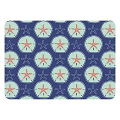 Bungalow Flooring Sand Dollars Indoor Outdoor Comfort Mat - 22'' x 31''
