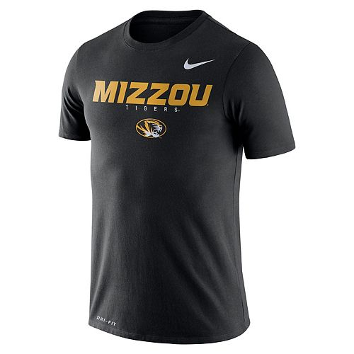 Men's Nike Missouri Tigers Facility Tee