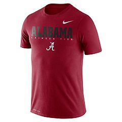 Men's Nike Alabama Crimson Tide Facility Tee