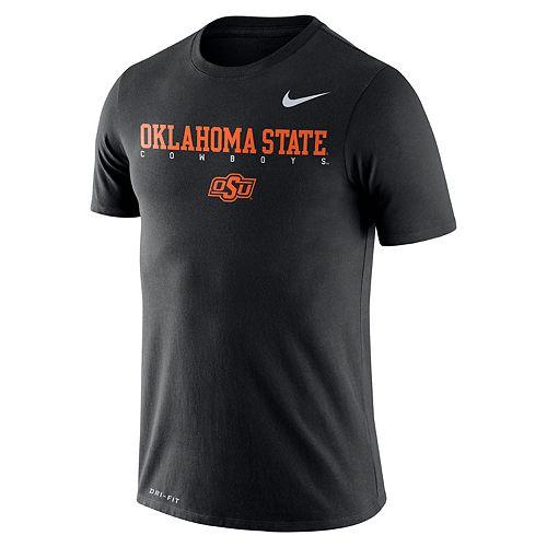 Men's Nike Oklahoma State Cowboys Facility Tee