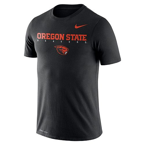 Men's Nike Oregon State Beavers Facility Tee