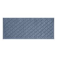 WaterGuard Argyle Lattice Indoor Outdoor Mat