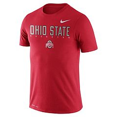 Men's Nike Ohio State Buckeyes Facility Tee