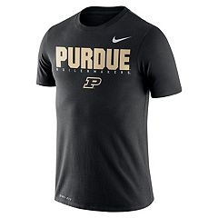 Men's Nike Purdue Boilermakers Facility Tee