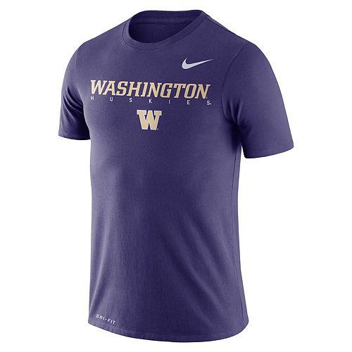 Men's Nike Washington Huskies Facility Tee