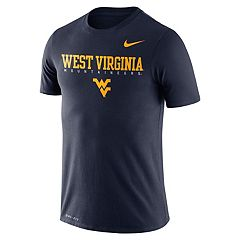 Men's Nike West Virginia Mountaineers Facility Tee