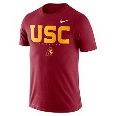 Men's Nike USC Trojans Facility Tee