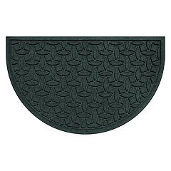 WaterGuard Ellipse Geometric Indoor Outdoor Mat - 24'' x 39''