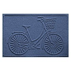 WaterGuard Nantucket Bicycle Indoor Outdoor Mat