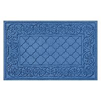 WaterGuard Rosalie Trellis Indoor Outdoor Mat
