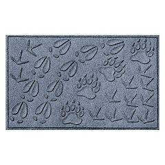 WaterGuard Animal Tracks Indoor Outdoor Mat
