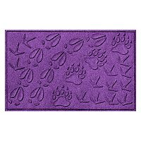 WaterGuard Animal Tracks Indoor Outdoor Mat