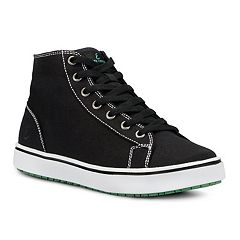 Emeril Read Women's Water Resistant High Top Work Sneakers