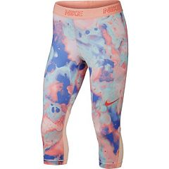 Girls 7-16 Nike Pro Victory Capri Leggings