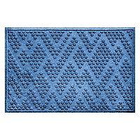 WaterGuard Katy Geometric Indoor Outdoor Mat - 24'' x 36''