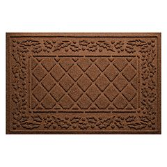 WaterGuard Diamond Holly Lattice Indoor Outdoor Mat - 24'' x 36''