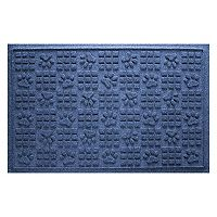 WaterGuard Dog Paw Squares Indoor Outdoor Pet Mat - 24'' x 36''