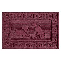 WaterGuard Two Labs Indoor Outdoor Pet Mat - 24'' x 36''