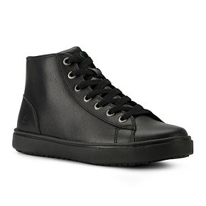 Emeril Read Women's Water ... Resistant Leather High Top Work Sneakers H7mFUusOt