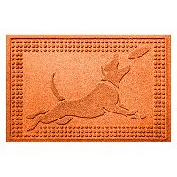 WaterGuard Flying Dog Indoor Outdoor Pet Mat - 24'' x 36''
