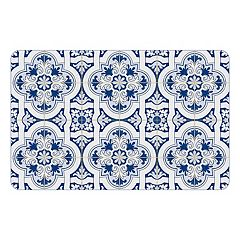 Bungalow Flooring Ancona Tile Indoor Outdoor Mat - 24'' x 36''
