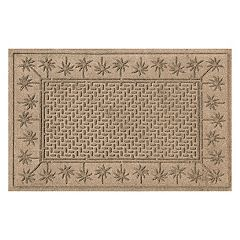 WaterGuard Island Palms Indoor Outdoor Mat
