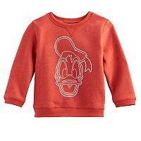 Disney's Mickey Mouse Baby Boy Donald Duck Fleece Tee by Jumping Beans®