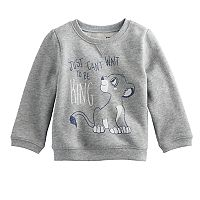 Disney's The Lion King Baby Boy Simba Fleece Tee by Jumping Beans®