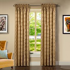 Softline 1-Panel Francesca Window Curtain