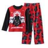 Boys 4-12 Star Wars Darth Vader 2-Piece Pajama Set