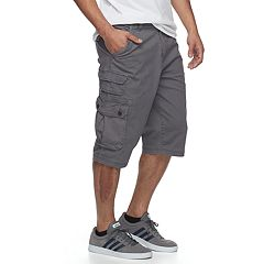 Men's Urban Pipeline® MaxFlex Messenger Canvas Shorts