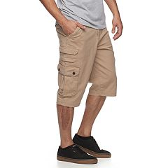 Men's Urban Pipeline™ MaxFlex Messenger Canvas Shorts