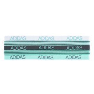 Women's adidas Creator Plus 5-pk. Solids and Stripes Headband Set
