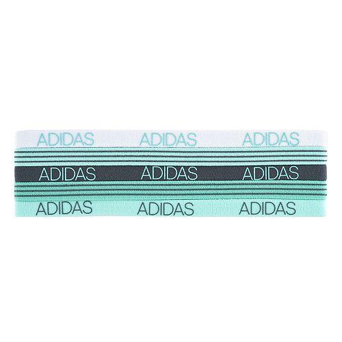Women's adidas Creator Plus 5-pk. Solids & Stripes Headband Set