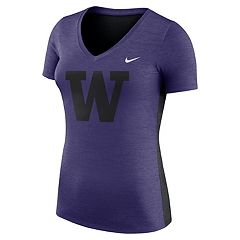 Women's Nike Washington Huskies Dri-FIT Touch Tee