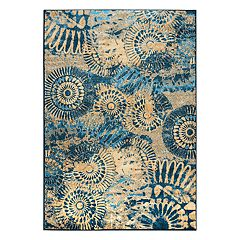 Rizzy Home Bellevue Medallion Rug
