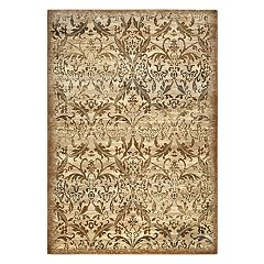Rizzy Home Chateau Ornamental Floral Rug