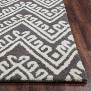 Rizzy Home Bradberry Downs Chevron Wool Rug
